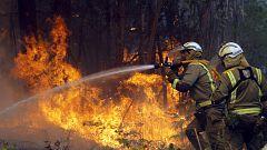 Galicia, Asturias y Huelva han sufrido los incendios más graves en lo que va de año