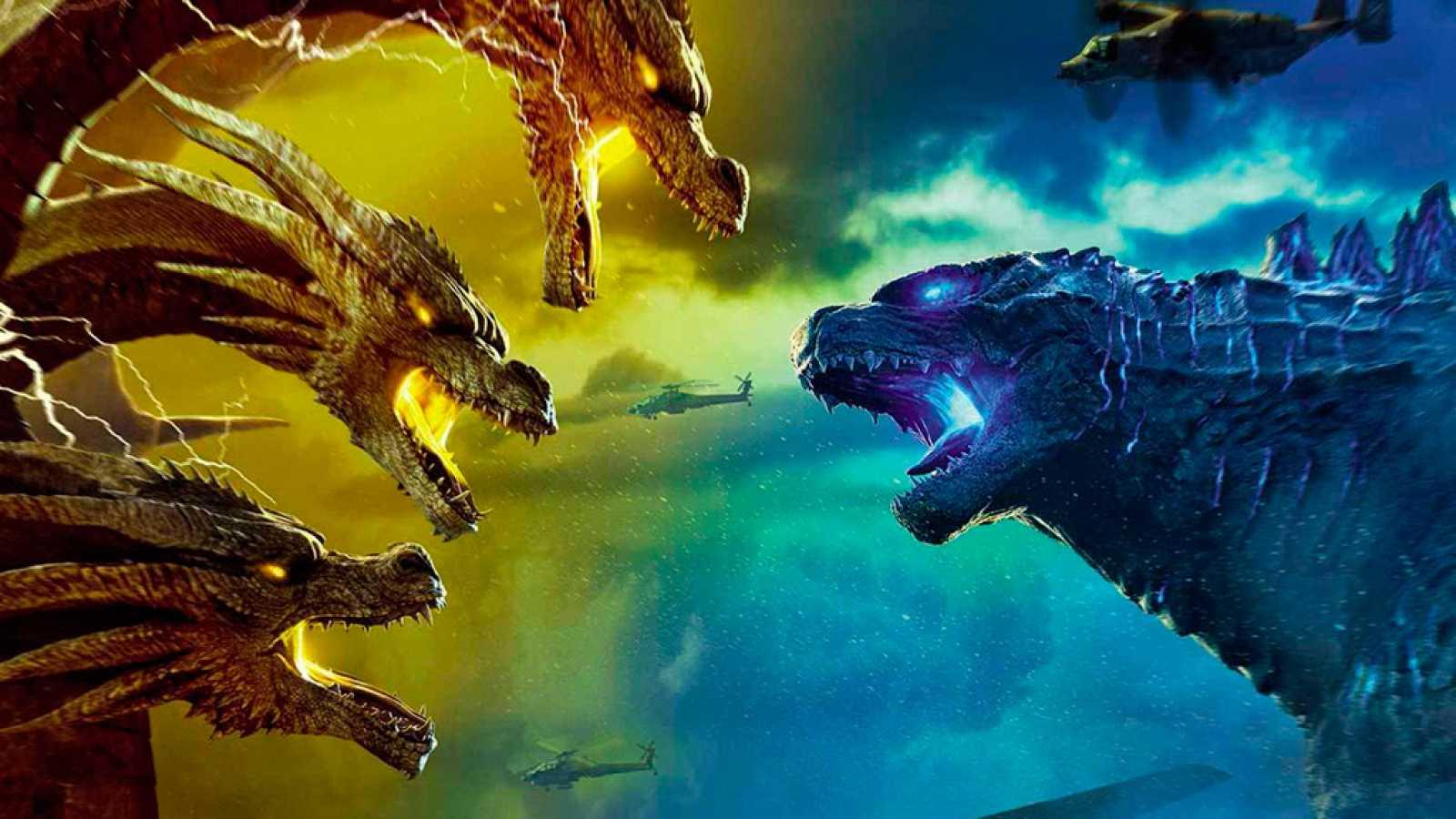 Godzilla: Rey de los monstruos', un homenaje a los kaijus japoneses -  RTVE.es