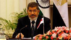 Muere el expresidente de Egipto Mohamed Mursi en pleno juicio