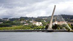 Lluvias fuertes en Galicia y temperaturas altas en el Valle del Ebro