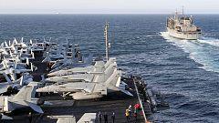 EE.UU. aprueba el envío de 1.000 militares más a Oriente Medio por la creciente tensión con Irán