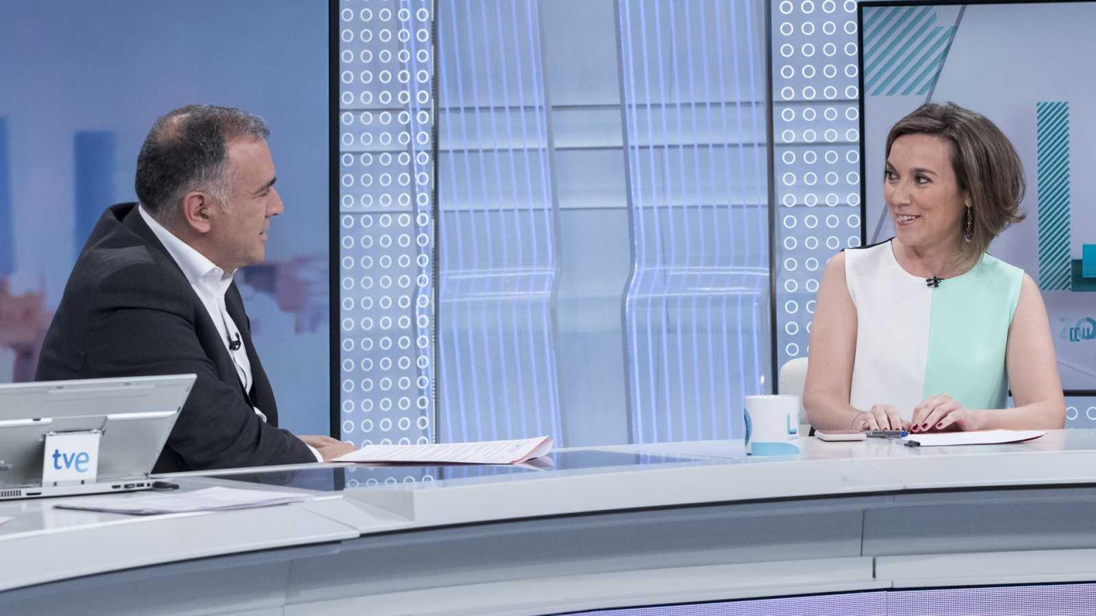 Los desayunos de TVE - Cuca Gamarra, vicesecretaria de Política Social del PP - ver ahora