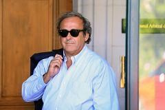 Platini, detenido en Francia por la concesión del Mundial de Catar 2022
