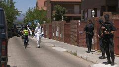Diez detenidos en una operación policial en Madrid contra una célula de financiación de yihadistas