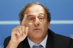 Platini colabora con los investigadores tras ser detenido por la concesión del Mundial de Catar 2022