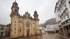 Lluvias en Galicia y Asturias y descenso térmico en el centro y norte
