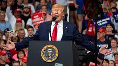 Trump inicia formalmente su campaña de reelección aferrado a su mensaje de 2016