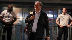 Platini, puesto en libertad tras ser detenido por la atribución a Catar del Mundial de 2022