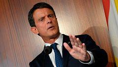 """Valls carga contra la """"deriva"""" e """"irresponsabilidad"""" de Cs en su """"lucha por liderar"""" las derechas y pactar con Vox"""