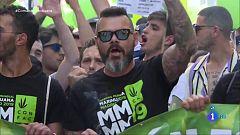 Comando Actualidad - Marihuana - Marcha por la legalización