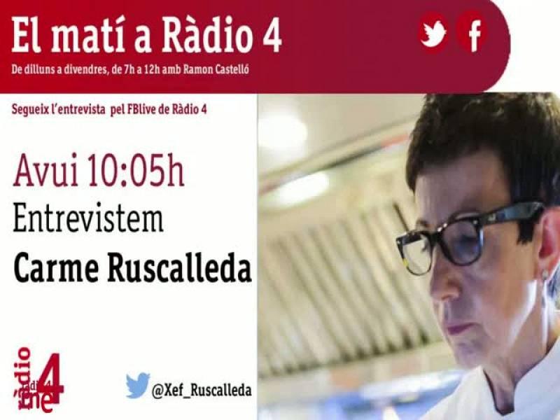 Ruscalleda ens explica el nou projecte del Restaurant Sant Pau