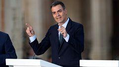 Sánchez descarta ministros de Podemos en el futuro Gobierno y le ofrece cargos intermedios