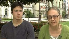 """Familiares de víctimas de crímenes machistas lamentan el """"desamparo"""" institucional"""
