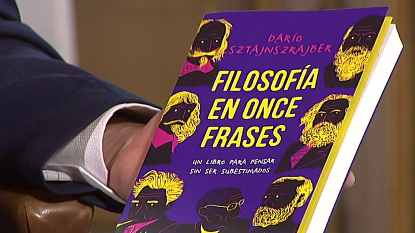 Conversatorios En Casa De América Darío Sztajnszrajber