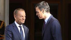 Los líderes europeos buscan cuadrar los equilibrios para renovar los altos cargos comunitarios