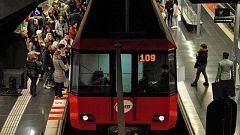 Reciben amenazas por patrullar en el Metro de Barcelona