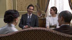 Cinta anucia su noviazgo con Rafael