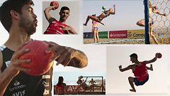 Balonmano Playa - Arena Handball Tour 1. Prueba Oropesa. Resumen