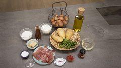 Hacer de comer - Patatas a la importancia y pasta con langosta
