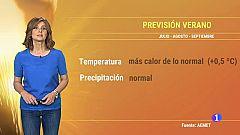 El tiempo en Andalucía - 20/06/19