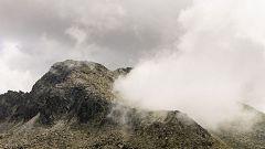 Probables precipitaciones fuertes o persistentes en el Pirineo