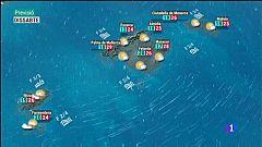 El temps a les Illes Balears - 21/06/19