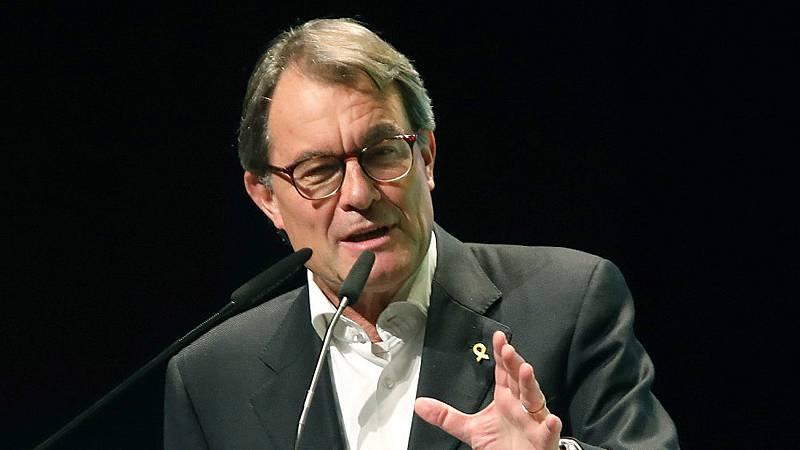 Artur Mas no descarta volver a presentarse a la Generalitat tras su inhabilitación