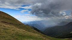 Probables precipitaciones fuertes y persistentes en el Pirineo