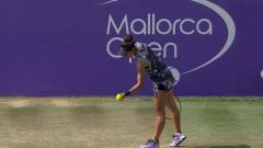 Tenis - WTA Torneo Internacional Mallorca. Open 2019 1/4 Final: Y. Wang - A. Sevastova