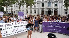 El movimiento feminista se moviliza para celebrar la sentencia del caso de 'La Manada'