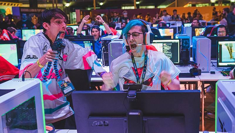 Los eSports invaden Madrid: competidores y aficionados se dan cita en la décima edición de Gamergy