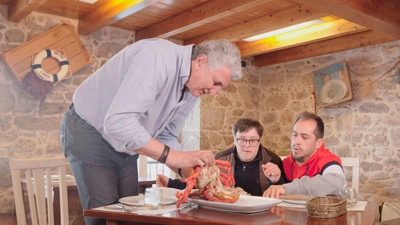 Donde comen dos - Galicia - ver ahora