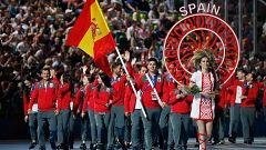 Así desfiló España en la inauguración de los Juegos Europeos de Minsk