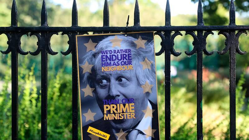 Arranca la campaña entre Boris Johnson y Jeremy Hunt para suceder a May