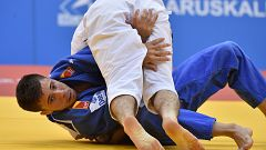 El judoca español Garrigós, plata en los Juegos Europeos