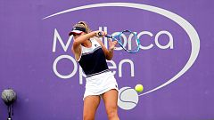 Tenis - WTA Torneo Internacional Mallorca. Open 2019 1ª Semifinal: S. Kenin - A. Sevastova