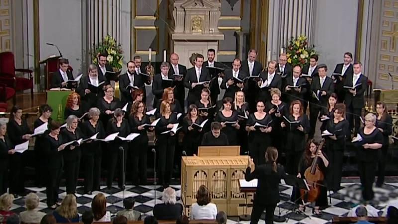 Los conciertos de La 2 - Coro RTVE Basílica Atocha - ver ahora