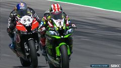 Motociclismo - Campeonato del Mundo Superbike 2019. WSBK 2ª Carrera, prueba Misano