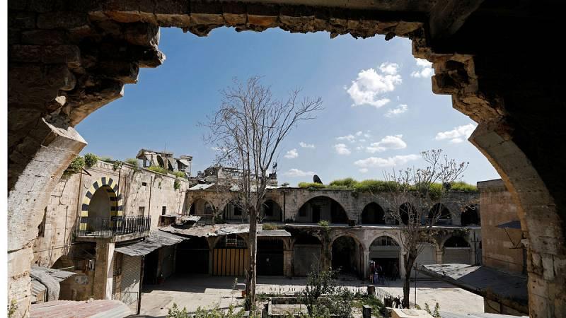 Siria intenta recuperar la normalidad ocho años después del inicio de la guerra