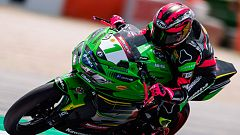 Ana Carrasco gana en Misano su primera carrera del año