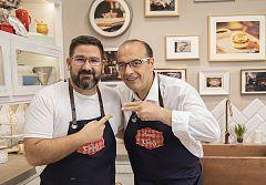 """El chef italiano Andrea Tumbarello visita """"Hacer de comer"""""""