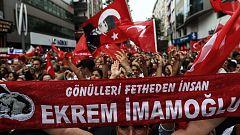 La oposición socialdemócrata gana las elecciones locales en Estambul