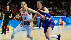 España sufre en su último amistoso antes del Eurobasket