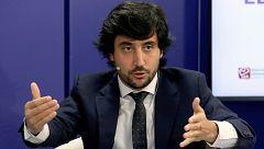 """Toni Roldán abandona Cs y dice que el cambio de estrategia de Cs tendrá """"costes muy altos"""""""