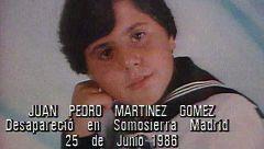La desaparición de 'El Niño de Somosierra' sigue siendo un misterio 33 años después