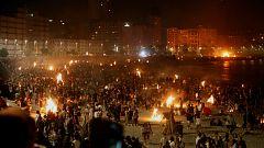 España celebra la Noche de San Juan en distintas ciudades
