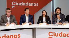 Toni Roldán dimite y critica el giro a la derecha de Ciudadanos
