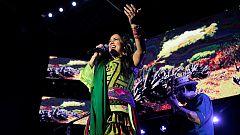 La cantante mexicana Lila Downs presenta su nuevo trabajo 'Al Chile'