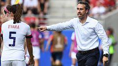 """La selección española, """"orgullosa"""" de su Mundial"""