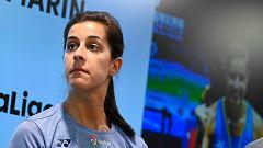 "Carolina Marín: ""No sé si voy a llegar al Mundial"""